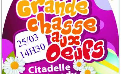 image - CHASSE AUX OEUFS